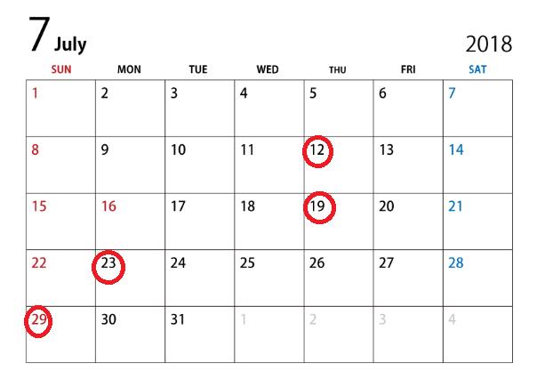 ヴィッセル神戸 カレンダー