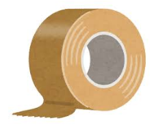 ガムテープ 消耗品